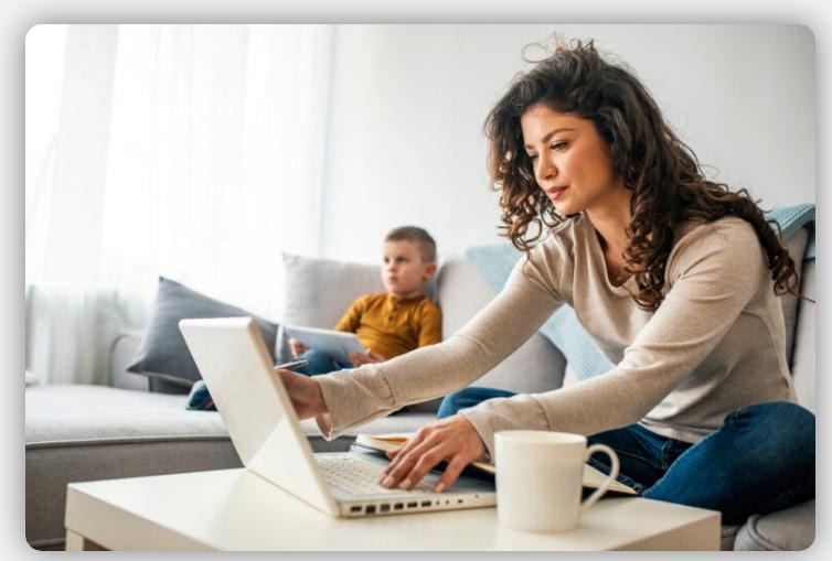 home office lucrativo login